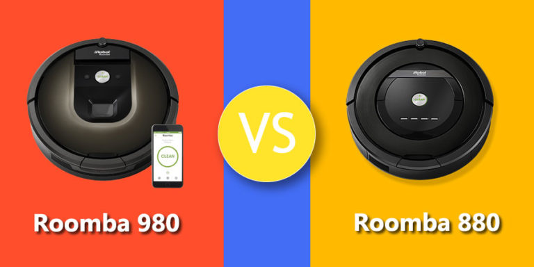 iRobot Roomba 880 vs 980 – Battle for the Ultimate Cleaning Bot