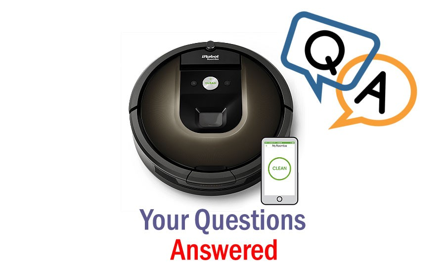 roomba question answers