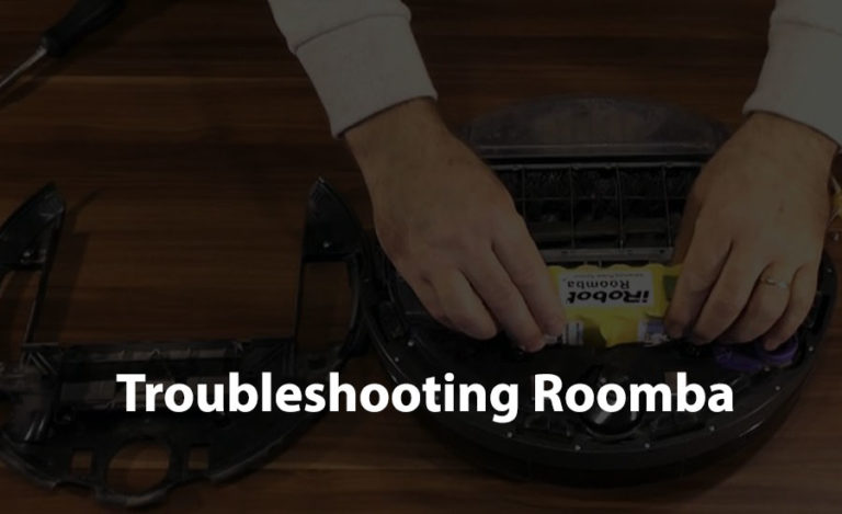 Roomba Error Codes – An In-Depth Troubleshooting Guide in 2018