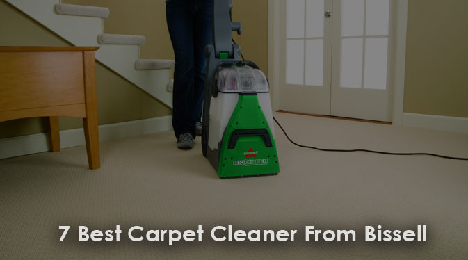Best Bissell Carpet Cleaner Reviews