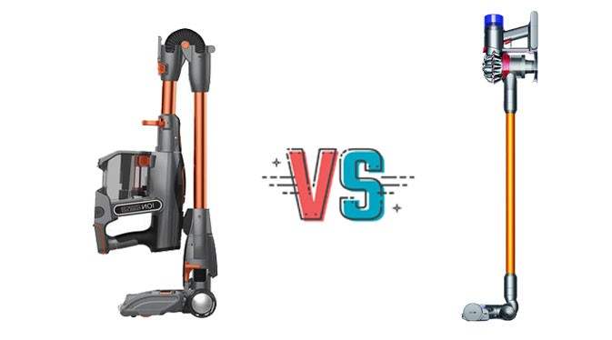 Shark IONFlex vs Dyson v8 – Which One Worth The Investment?