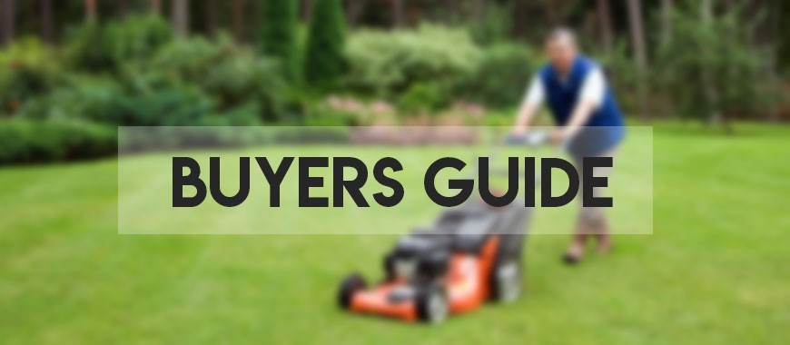 Small yard lawn mower buyers guide