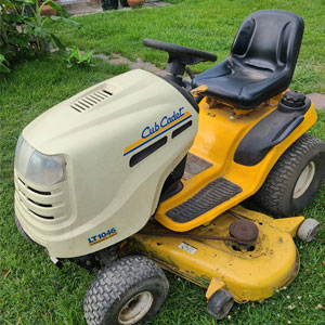 Cub Cadet used Lawnmower for sale under 500